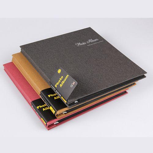 Album ảnh loại dán 13x18 hoặc 15x21 (A4) bìa dầy dặn đựng vừa 80 ảnh